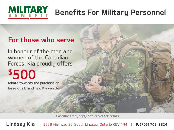 Benefits For Military Personnel