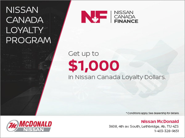 Nissan Loyalty Program