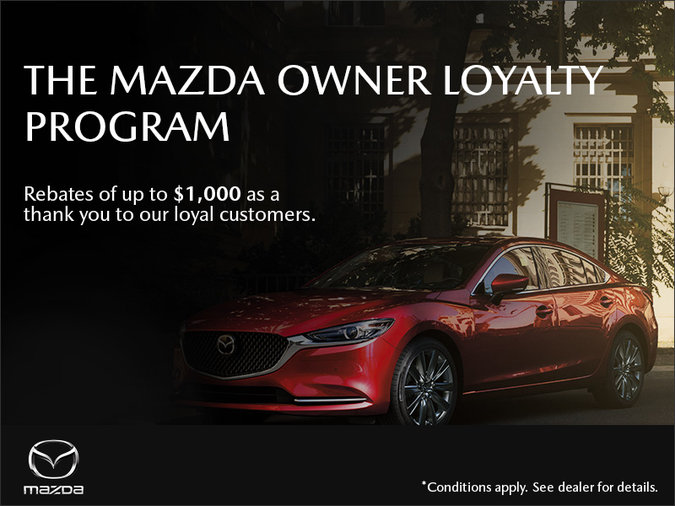 Agincourt Mazda - The Mazda Owner Loyalty Program