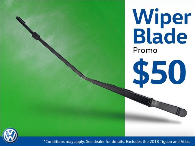 Wiper Blades for $50