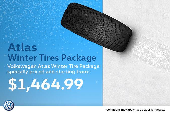 Atlas Winter Tire Package