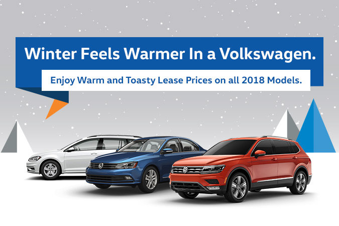 VW MidTown's 2018 FEBRUARY Offers