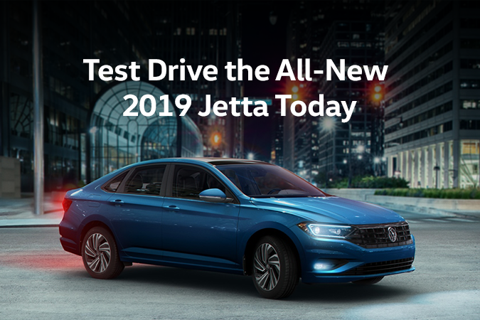 Lease The 2019 Jetta at Humberview