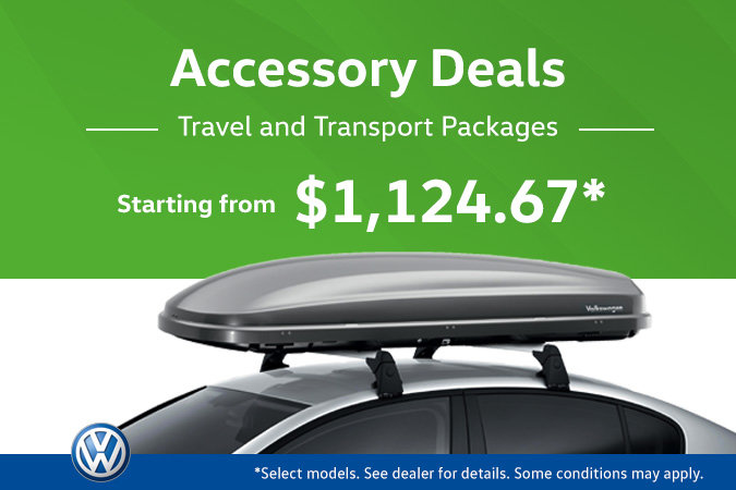 Travel and Transport Packages Customized for Your Volkswagen