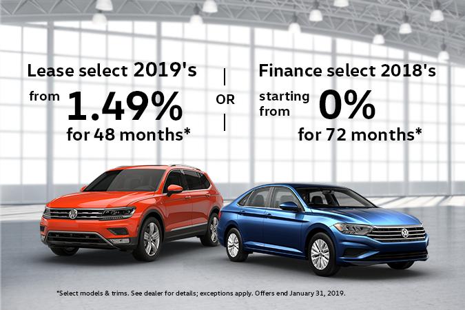 New Year, New Volkswagen!