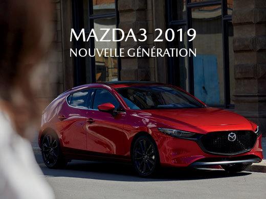 Prestige Mazda - Conçue pour susciter l'émotion