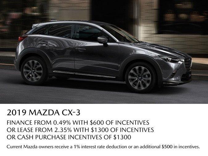 VIP Mazda - 2019 Mazda CX3