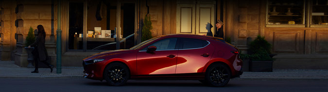 VIP Mazda - 2019 Mazda 3 Sport -  Feel Alive with available AWD, SKYACTIV  Technology and an Unlimited KM Warranty from 1.29% or $23020.
