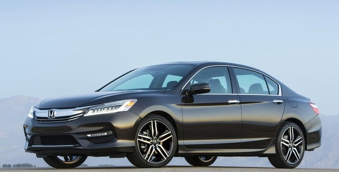 2016 Honda Accord - Novelty is key