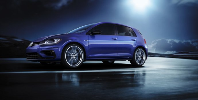 Golf R Manual vs. Golf R DSG