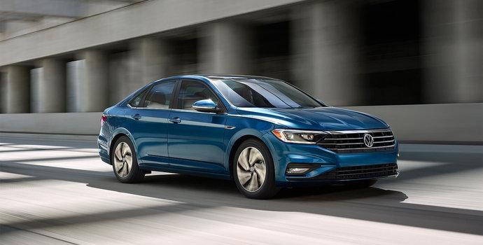 Voici les premiers essais de la Volkswagen Jetta 2019