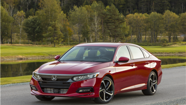 What the media thinks about the new 2018 Honda Accord