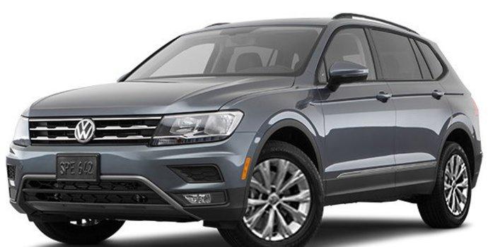 2018 Volkswagen Tiguan: Better in Every Single Way