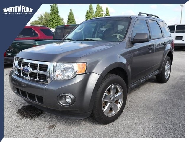 2012 Ford Escape For Sale >> Used 2012 Ford Escape Xlt For Sale 9999 Bartow Ford