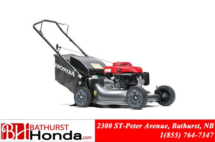 9999 Honda HRR216PKC  Heavy duty steel deck!