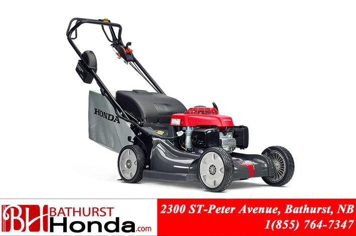 9999 Honda HRX217HZC  Electric Start! Polymer Deck! Self-Propelled! Hydrostatic Transmission!