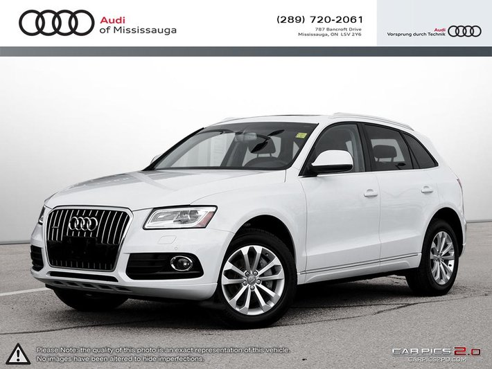 2014 Audi Q5 30 8sp Tiptronic Technik