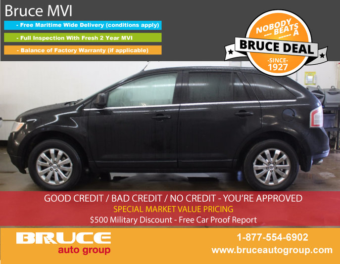 Ford Edge Limited  Cyl Automatic Awd Premium Sound System Leather Interior