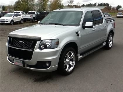 Used 2010 Ford Explorer Sport Trac Adrenalin In Granby