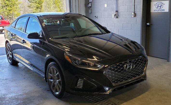 Hyundai Sonata 2.0 T For Sale >> New 2018 Hyundai Sonata 2 0t Sport For Sale In Port