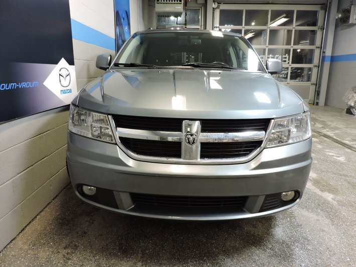 used 2010 dodge journey sxt mags siege electrique in longueuil used inventory longueuil. Black Bedroom Furniture Sets. Home Design Ideas