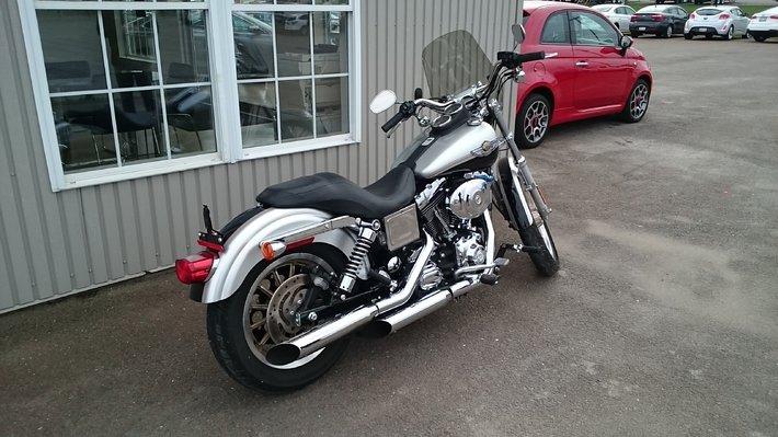 Harley davidson fredericton
