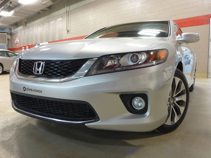 2013 Honda Accord Coupe EX Puissance Et Style!