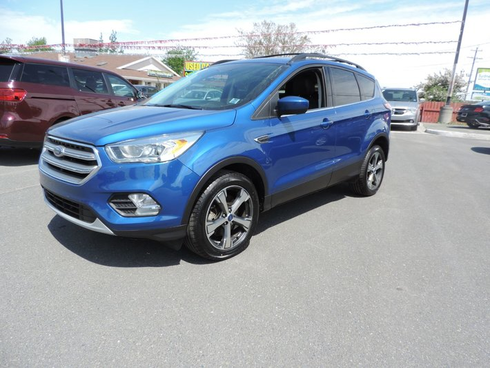 Used 2017 Ford Escape 191 B W Tax Inc In Used