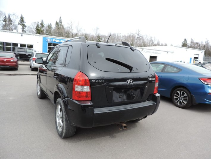 Used 2008 Hyundai Tucson Gls In Used Inventory