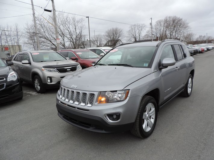 used 2016 jeep compass high altitude in used inventory macdonald auto group in nova scotia. Black Bedroom Furniture Sets. Home Design Ideas