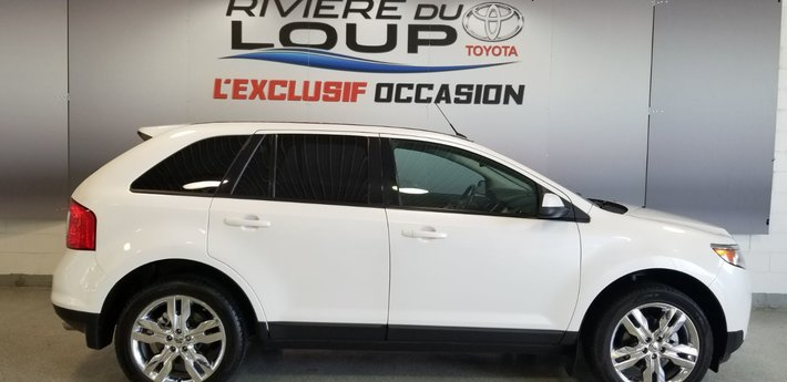 2013 Ford Edge SEL TOIT PANORAMIQUE CUIR AWD