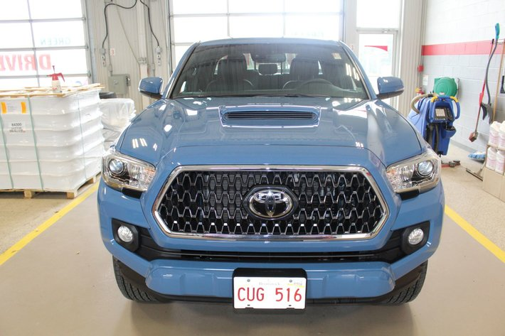 Used 2019 Toyota Tacoma Sr5 In Miramichi Used Inventory