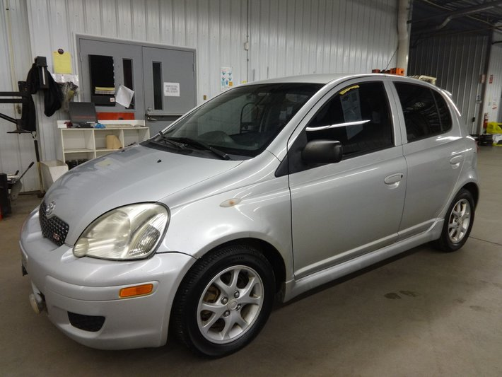 Toyota Echo A Vendre >> Used 2004 Toyota Echo Rs Hatchback In Thetford Mines Used