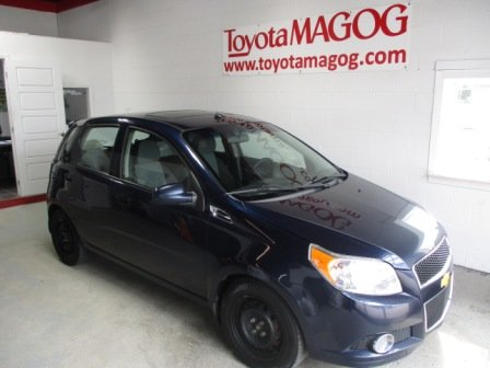 Used 2010 Chevrolet Aveo Lt Tout Equipe In Magog Used