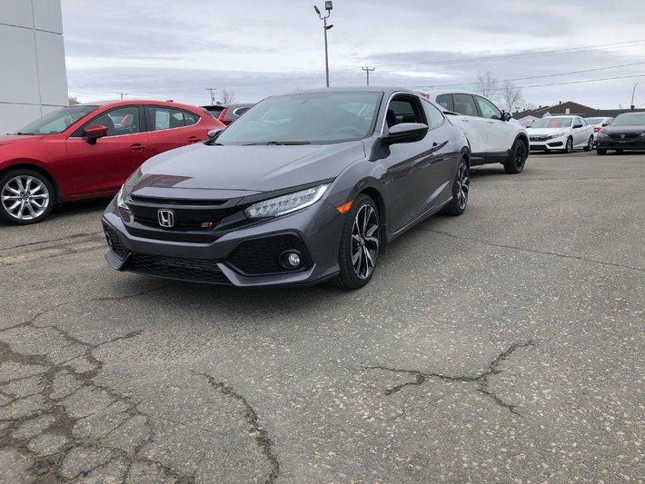 Honda Civic Coupe Si 2017 BAS KM