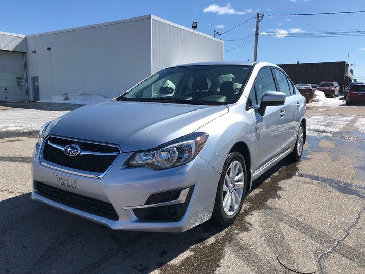 Subaru Impreza TOURING 2016 AWD