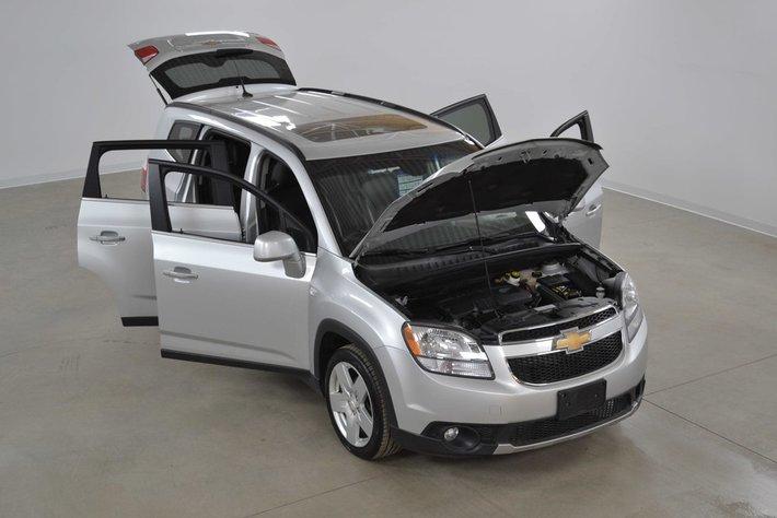 Used 2012 Chevrolet Orlando Ltz Cuirtoitbluetoothsieges