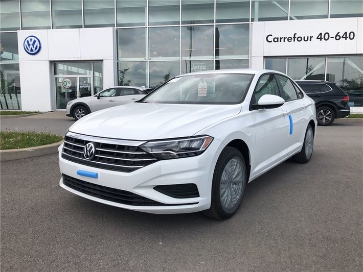 Carrefour 40 640 >> New 2019 Volkswagen Jetta 1 4 Tsi Comfortline For Sale 22740