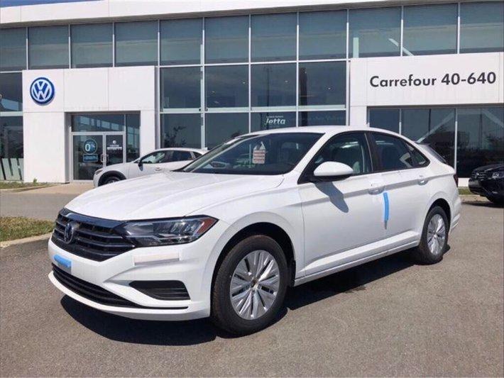 Carrefour 40 640 >> New 2019 Volkswagen Jetta 1 4 Tsi Comfortline For Sale 24140