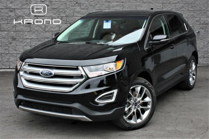 Ford Edge Titanium Awd Winter Tires Included Costco Bonus Extra Special Offers