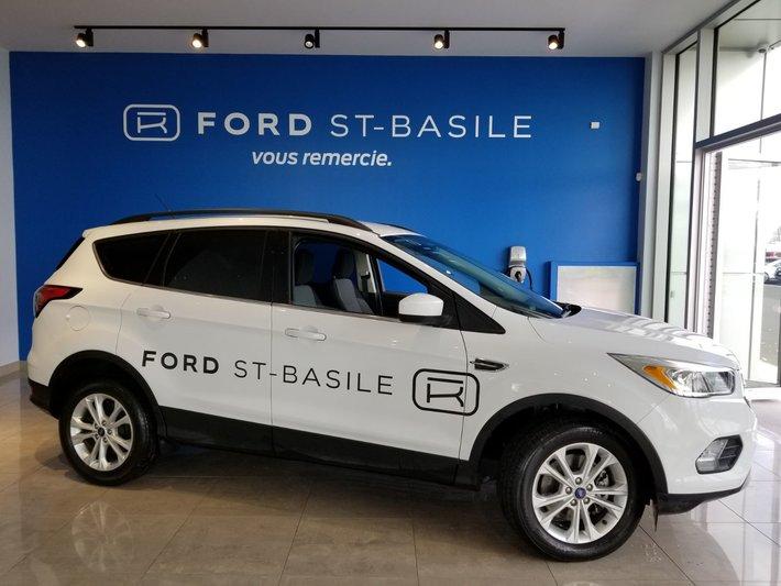 2018 Ford Escape Se Awd Liquidation De Fin D Annee Demarreur A