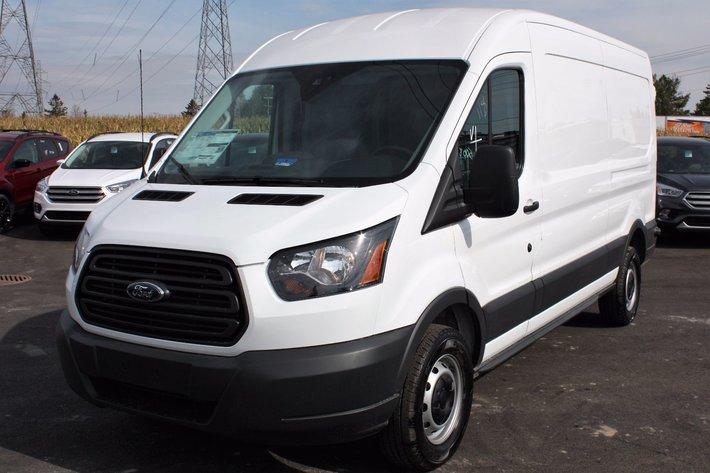 242c7e0f9e 2018 Ford Transit 250 Van 148 WB - Medium Roof - Sliding Pass.side Cargo ...
