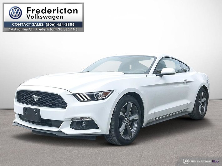2017 Ford Mustang Coupe Ecoboost