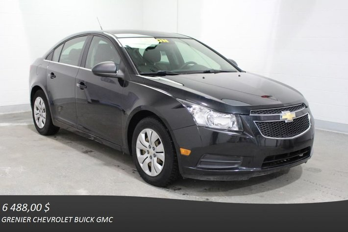 2012 Chevrolet Cruze Ls Seulement 47 Used For Sale In 809 Km Terrebonne