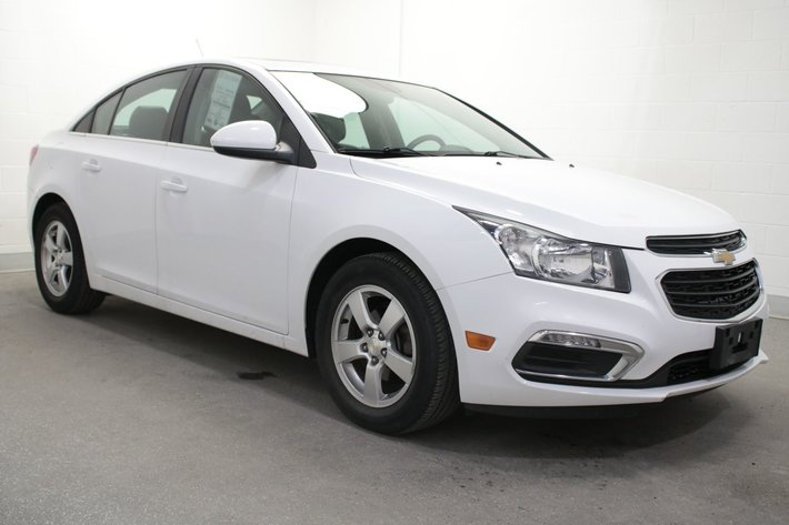 2015 Chevrolet Cruze 2lt Cuir Mags Toit Ouv Used For Sale In Terrebonne Grenier Occasion
