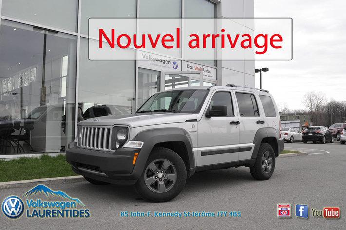 Marvelous 2010 Jeep Liberty RENEGADE*A/C*BLUETOOTH*4X4*