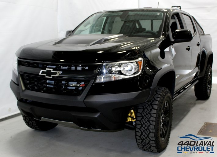 2019 Chevrolet Colorado Zr2 New For Sale In Crew Cab Laval