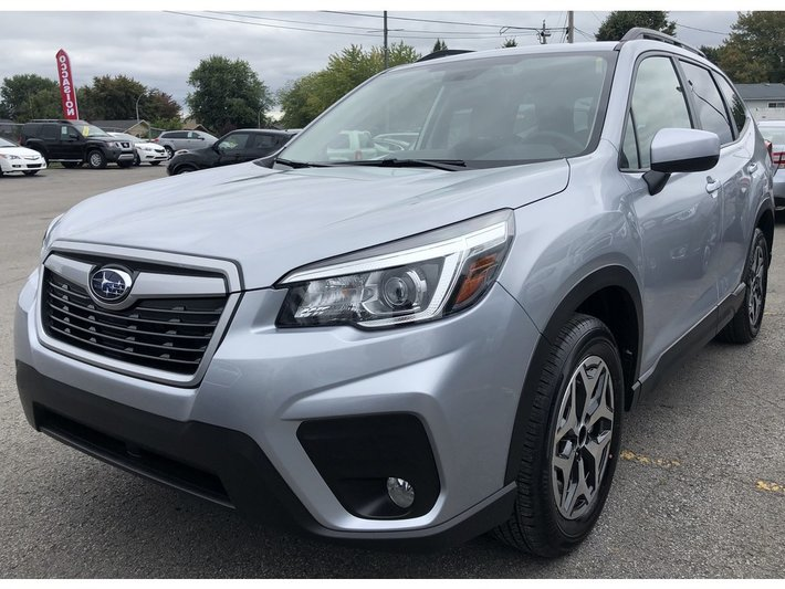 2019 Subaru Forester Convenience New For Sale In Eyesight Awd