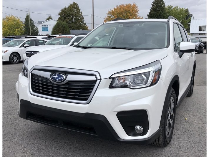 2019 Subaru Forester 2 5i Touring New For Sale In Eyesight Awd