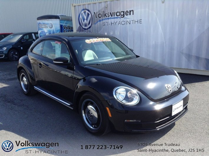 2015 Volkswagen Beetle Coupe CLASSIC+TOIT PANO+NAVIGATION